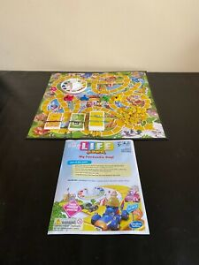 Game Of Life Junior 2014 Spare Pieces / Replacement Parts Hasbro Gaming