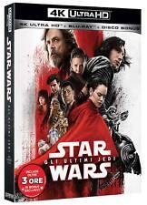 Star Wars - Gli Ultimi Jedi (Blu-Ray 4K Ultra HD + 2 Blu-Ray) WALT DISNEY