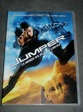 JUMPER Le Destin n'a plus de Limites -  DVD