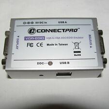 ConnectPRO VGA-EDID-KITU1 - DDC / EDID Ghost Emulator