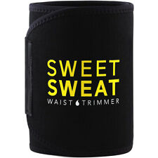 Sports Research Sweet Sweat Waist Trimmer Belt - Medium - Yellow