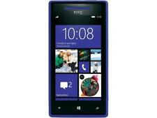 HTC 8X 8GB AT&T Unlocked GSM 4G LTE Windows 8 OS Cell Phone - Blue