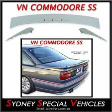VN SS REAR SPOILER FOR VN COMMODORE SEDAN - 3 PIECE BOOT WING NEW BOBTAIL