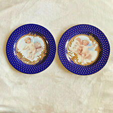 Fitz & Floyd 'Les Anges' Collector Plates