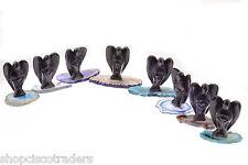 *ONE* Blue Aventurine Angel Figurine Agate 40mm A62-01 QTY1 Mothers Day TEACHER