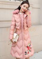 NEU Damenmode Anzug Winter Damenjacke Kleid Daunenjacke Weste&Jacke Trend