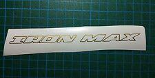Pegatina Adhesivo Sticker IRON MAX Yamaha Tmax 15 cms