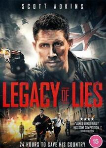 Legacy of Lies DVD (2020)