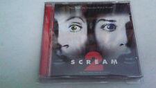 """ORIGINAL SOUNDTRACK """"SCREAM 2"""" CD 15 TRACKS BANDA SONORA BSO OST"""