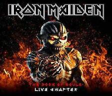 IRON MAIDEN - THE BOOK OF SOULS: LIVE CHAPTER (2CD STANDARD) (2CD)