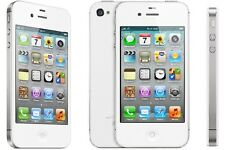 Apple Iphone 4s - 16GB-Blanco (Desbloqueado) Teléfono Inteligente