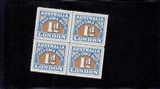 Foreign Revenue: Australia, 1d, Customs Duty (17774)