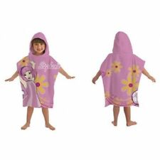 Niños Niñas Lazytown * Stephanie * Rosa Poncho Toalla Con Capucha Regalo Ideal