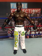 WWE Wrestling Mattel Basic Series 31 R-Truth Figure RTruth