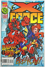 X-FORCE#47 VF/NM 1995 DEADPOOL MARVEL COMICS