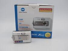 New ListingOpen-Box Konica-Minolta Dimage x60 Digital Camera #8131