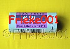Luxemburg - Luxembourg - 2 euro comm rol 2011.