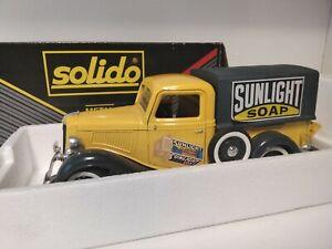 SOLIDO Prestige Ref.8010 Ford Publicitaire Metall__1:18