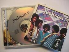 "Jackson 5 ""tracks of my tears"" - CD"