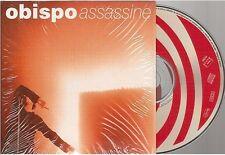 PASCAL OBISPO assassine CD SINGLE