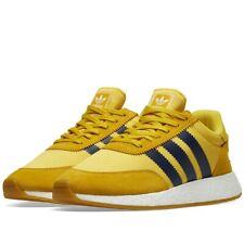 New Adidas Originals Men's shoes I-5923 Tribe Yellow BD7612 Size 10 MSR$130