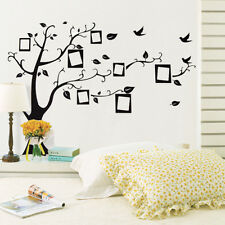 Black Tree Removable Decal Wall Sticker Vinyl Art Hot DIY Decor Home Supplies