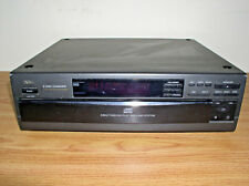 RCA CD-3406F 5 CD COMPACT DISC CHANGER SIMULTANEOUS PLAY AND LOAD SYSTEM