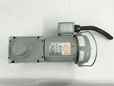 New Listingbrother 3 Phase Induction Motor F3s25n015 Bjk4ax 14hp Ratio 151