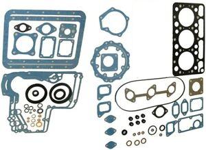 Overhaul Gasket set Fits Kubota/Zennoh Models KH35 Series