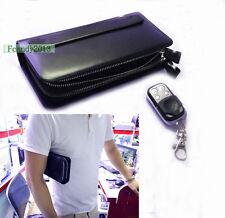 FULL HD 1080p HIDDEN SPY Tiny Micro nanny CAMERA DVR RECORDER IN HAND WALLET BAG