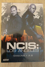 NCIS Los Angeles Staffel/Season 1-8 DVD Box 1+2+3+4+5+6+7+8 deutsch NEU und OVP