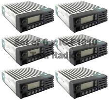 ICOM IC-F1010 25 WATT VHF MOBILE TAXI VEHICLE OR BASE RADIO FREE PROGRAMMING x 6