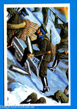 [GCG] BATTAGLIE STORICHE -Ed. Cox- Figurina/Sticker n. 195 - PORTAMUNIZIONI -New