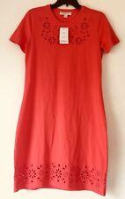 MICHAEL Michael Kors Floral Cutout Tee Shirt Dress. Size S.