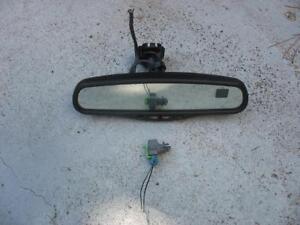 Honda Toyota Nissan Compass Temp Auto Dim Rear View Mirror GNTX-177