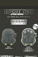 STAR WARS ROGUE ONE DEATH TROOPER KEYCHAIN 3D - NEW 1 IN 1,000 GLOSSY (Lot of 6)
