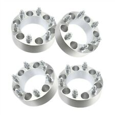 "4x Billet 2"" Wheel Spacers 6x5.5 Fits Toyota 4 Runner FJ Cruiser Tacoma Tundra"