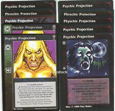 Psychic Projection x10 LoB CE VTES Jyhad