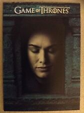 GAME OF THRONES - SEASON 6: HALL OF FACES CHASE CARD: HF3 CERSEI LANNISTER