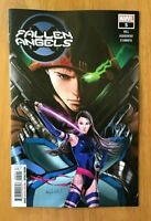 Fallen Angels 5 2020 Ashley Witter Main Cover 1st Print Marvel Comics NM