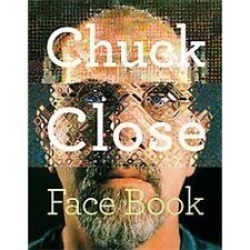 Chuck Close: Face Book, Chuck Close, New Book
