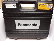 QTY 3 neue Panasonic Akkuschrauber Werkzeugkoffer 12V 15.6V EY6432 EY6431 EY6409 EY6405 + +