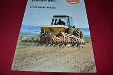 Vicon Seed Drills Dealers Brochure GDSD2