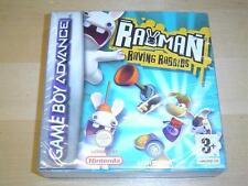 RAYMAN RAVING RABBIDS NINTENDO GAMEBOY ADVANCE GBA GAME BOY *BRAND NEW*