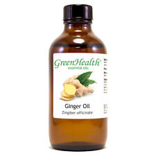 4 fl oz Ginger Essential Oil (100% Pure & Natural) - GreenHealth