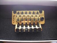 Schaller Tremolo Floyd Rose Gold, R3 nut, 42 mm Block