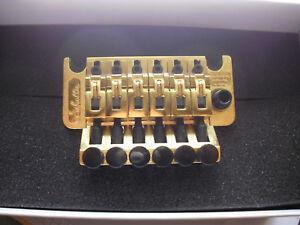Schaller Tremolo Floyd Rose Gold