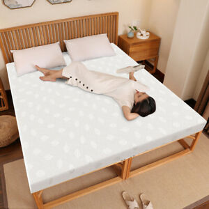 GUDE NIGHT* Memory Foam Mattress Bed orthopaedic 3ft Single 4ft6 5ft King