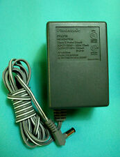 Panasonic Pqlv19 Ac Adapter Dc 6V 500mA For Panasonic Phones