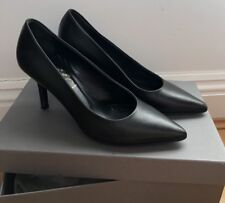 vivienne westwood Heeled Black Leather shoes Size 36